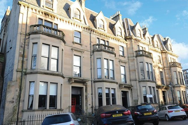 Thumbnail Flat for sale in Kingsborough Gardens, Glasgow