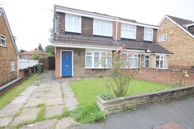 Semi-detached house for sale in Grayston Avenue, St. Helens