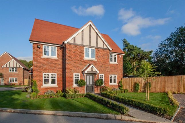 Detached house for sale in Oak Apples, Elgar Avenue, Crowthorne