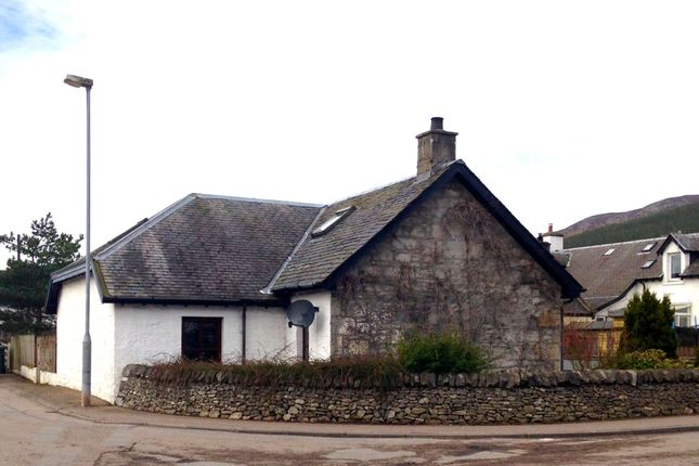 Thumbnail Cottage for sale in Station Cottages, Kingussie