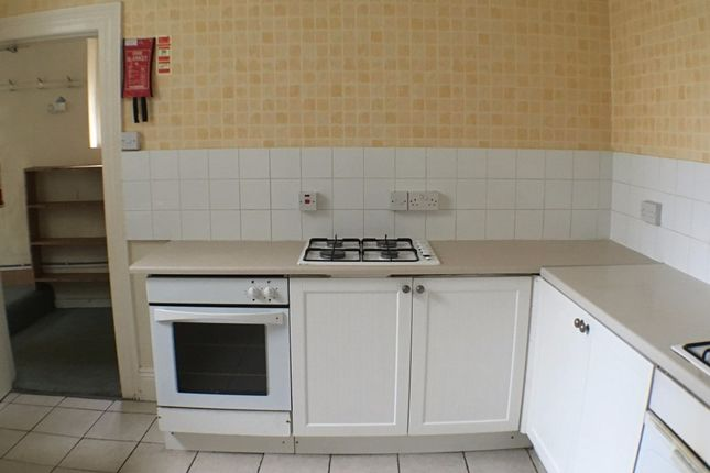 Thumbnail Town house to rent in Houndiscombe Road, Near The Uni Gym, Plymouth