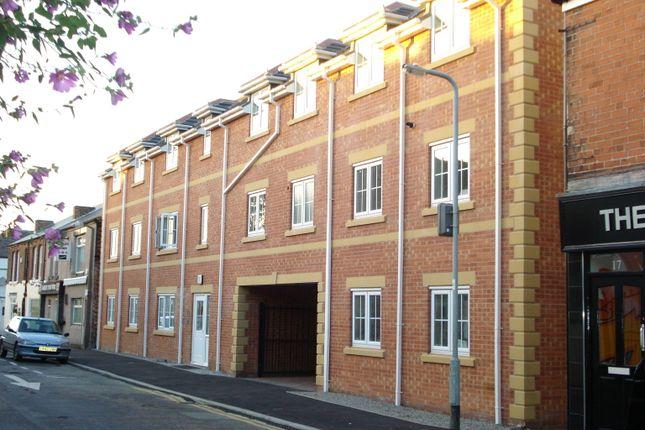 Thumbnail Flat to rent in Barleycroft Lane, Dinnington