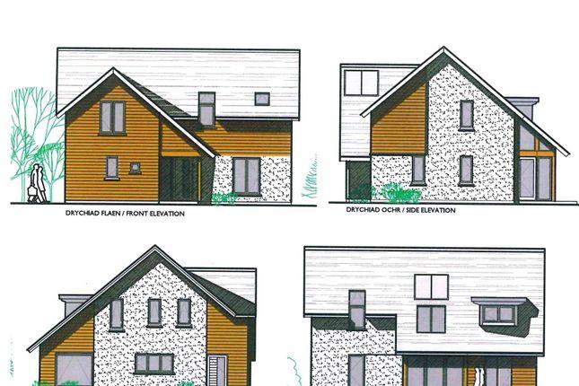 Thumbnail Detached house for sale in Goledd Dyfi, Commins Coch, Machynlleth, Powys