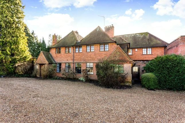 Thumbnail Detached house to rent in Tite Hill, Englefield Green, Surrey