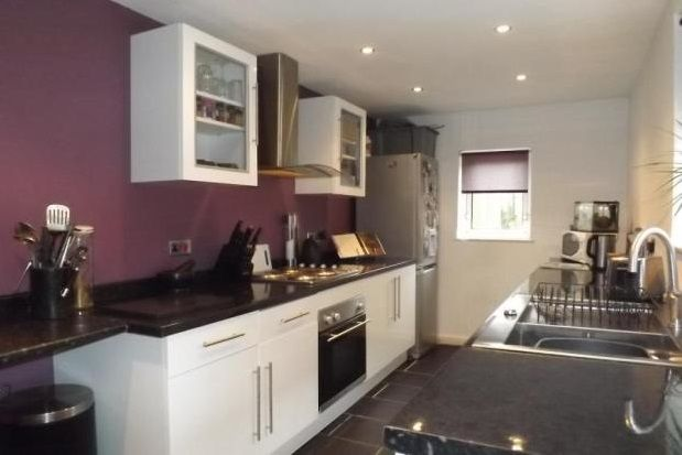 Thumbnail Semi-detached house to rent in Hall Street, Mansfield
