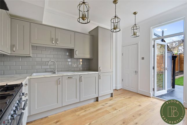 Thumbnail Terraced house to rent in Marlborough Road, London