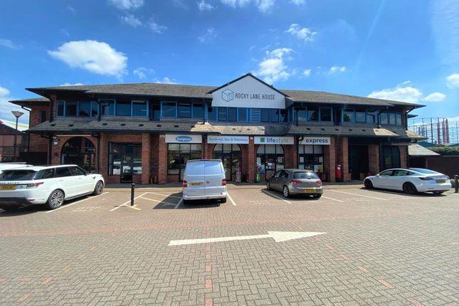 Thumbnail Office to let in Rocky Lane House, Aston Cross, Birmingham