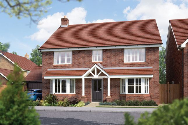 "Thumbnail Detached house for sale in ""The Winchester"" at Campton Road, Shefford"