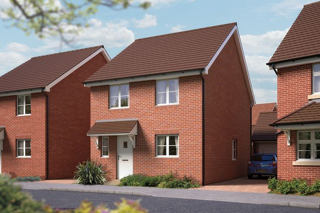 "Thumbnail Detached house for sale in ""The Salisbury"" at Princess Way, Amesbury, Salisbury"
