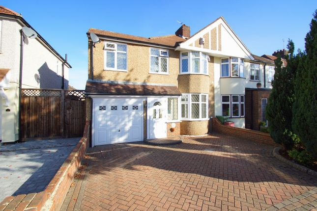 Thumbnail Semi-detached house for sale in Gloucester Avenue, Sidcup
