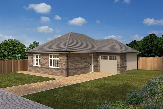 "Thumbnail Bungalow for sale in ""Hadleigh"" at Crediton Road, Okehampton"