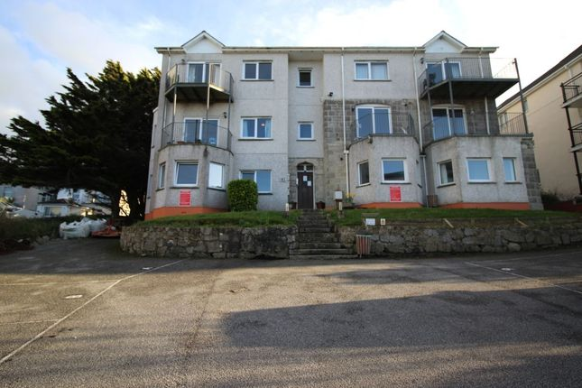 Thumbnail Flat to rent in Mount Wise, Newquay