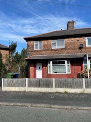 Thumbnail Flat to rent in Broadbent Avenue, Latchford, Warrington
