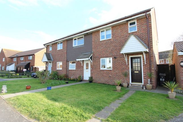 Thumbnail End terrace house to rent in Cannon Street, Deal