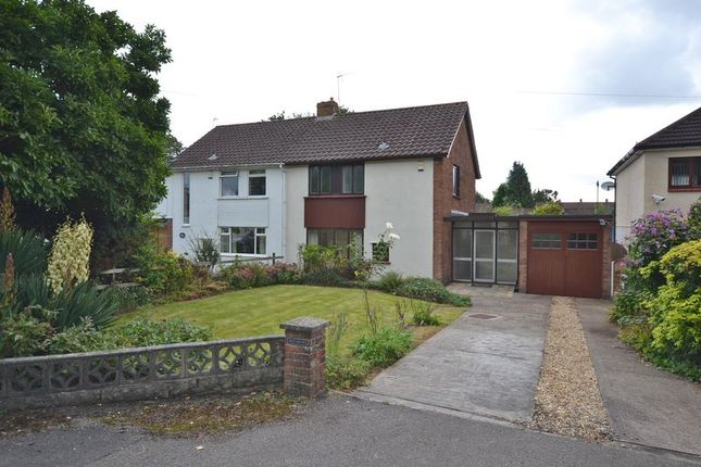 Thumbnail Semi-detached house to rent in Large Semi-Detached House, Station Road, Ponthir
