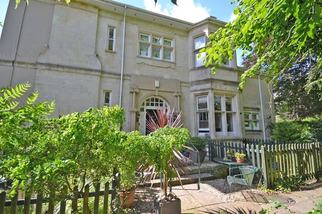 Thumbnail Flat for sale in Stunning Bath Stone Maisonette, Stow Park Circle, Newport