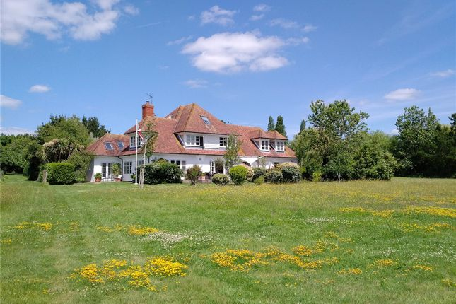 Thumbnail Detached house for sale in Smugglers Lane, Bosham, Chichester, West Sussex
