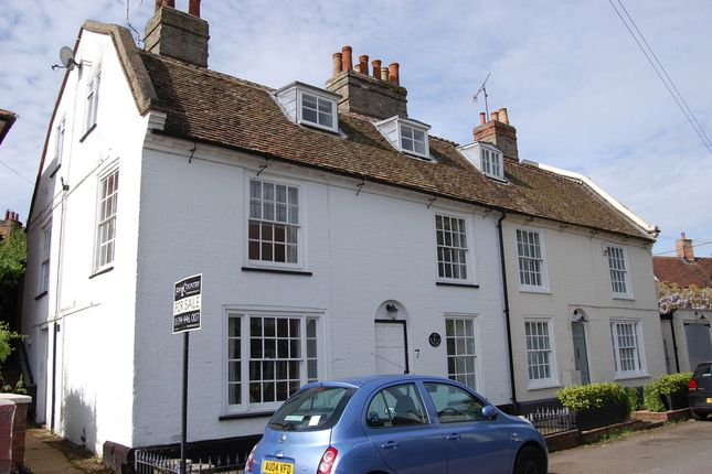 Thumbnail Semi-detached house for sale in Chapel Street, Woodbridge