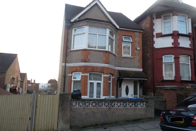 Thumbnail Detached house for sale in Mostyn Avenue, Wembley