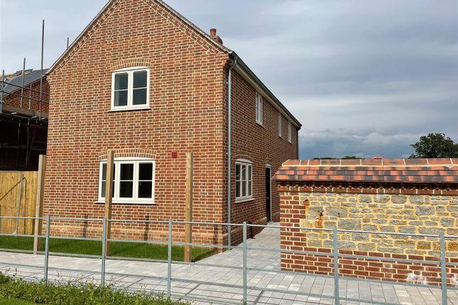 Thumbnail Detached house for sale in The Causeway, Hazelbury Bryan, Sturminster Newton
