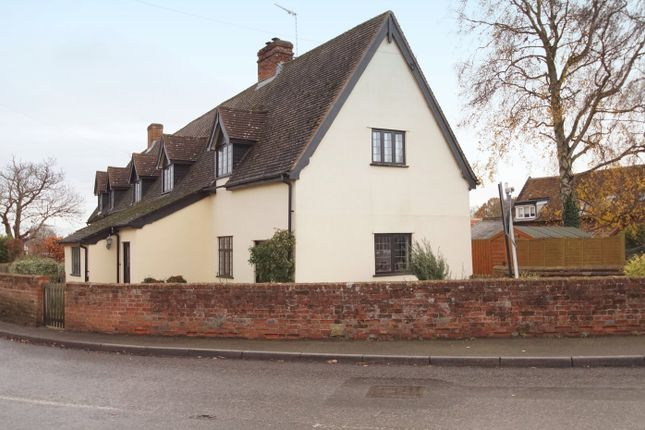 Thumbnail Cottage for sale in Orford Road, Tunstall, Woodbridge