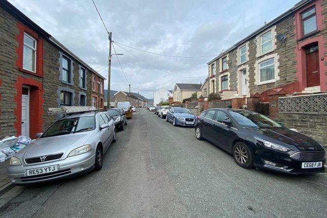 Street of Kenry Street, Ynyswen CF42