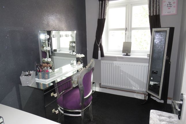 Bedroom Three: of Westgate Close, Rocester, Uttoxeter ST14
