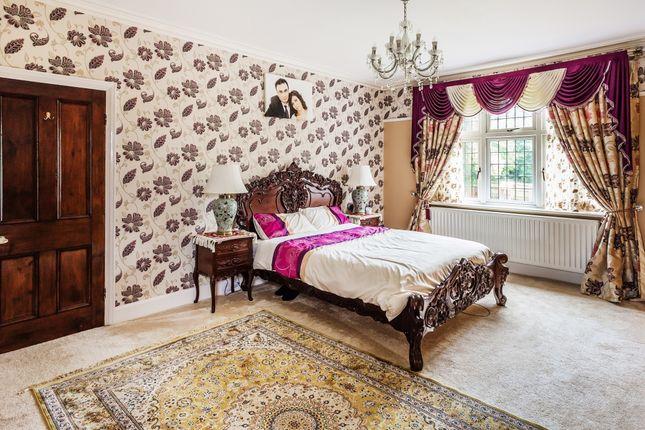 Five First Floor Bed