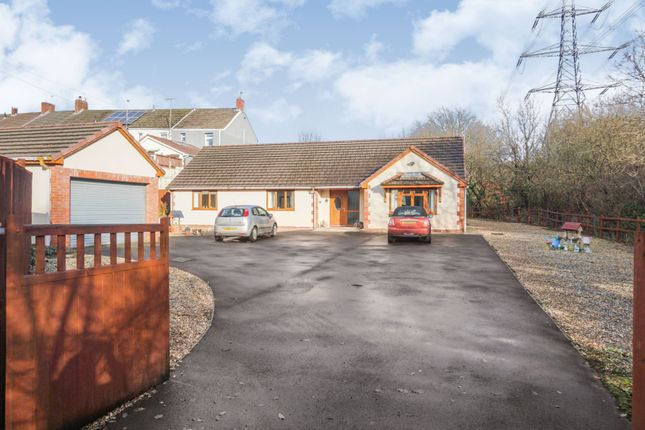 Thumbnail Detached bungalow for sale in Nant Melyn Terrace, Porth