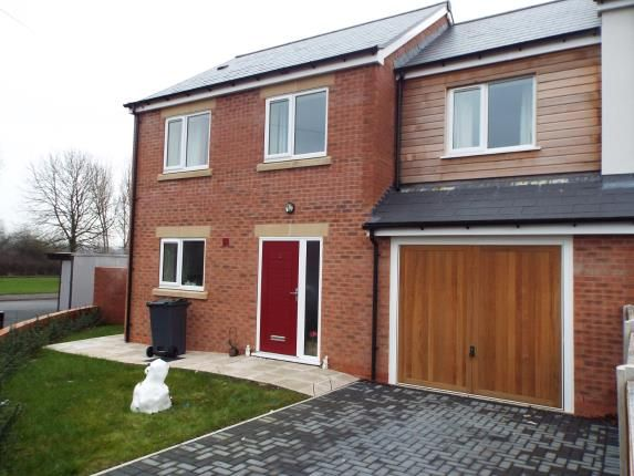 Thumbnail Terraced house for sale in Caxton Court, Moorland View, Stoke-On-Trent, Staffordshire