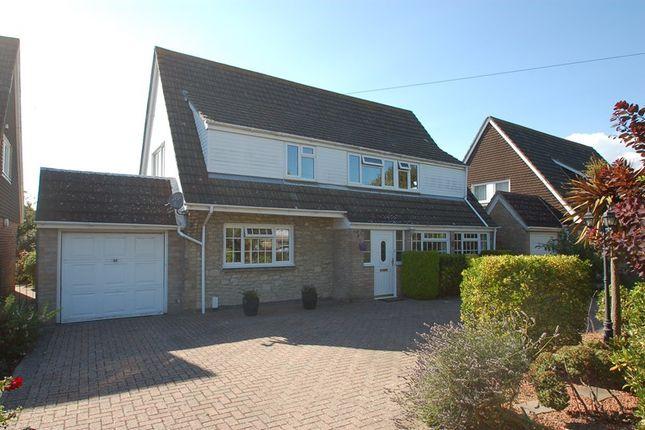 Thumbnail Detached house for sale in Gomer Lane, Alverstoke, Gosport