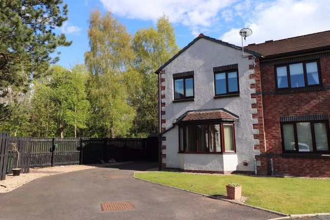 3 bed semi-detached house to rent in Broadoaks Grange, Carlisle CA1