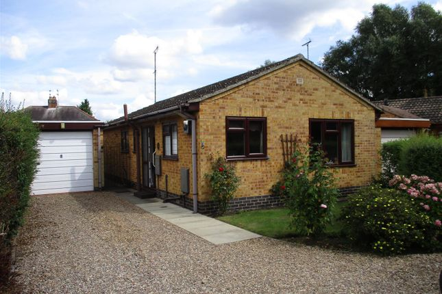 Thumbnail Detached bungalow for sale in The Poplars, Braunstone, Leicester