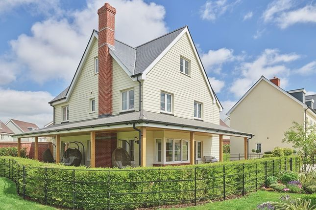 Thumbnail Detached house for sale in The Augustine, Beaulieu, Regiment Gate, Essex Regiment Way, Chelmsford, Essex
