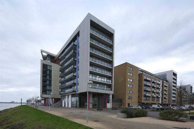 Thumbnail Flat to rent in Davaar House, Prospect Place, Cardiff Bay
