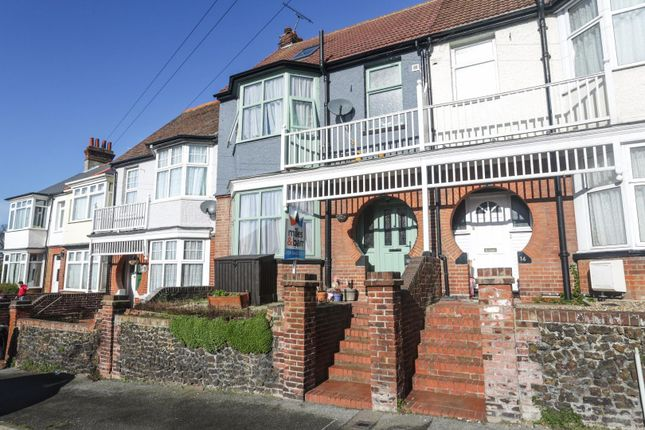 Thumbnail Town house for sale in Northdown Park Road, Margate