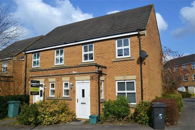 Thumbnail Semi-detached house to rent in Lancelot Road, Stoke Park, Bristol