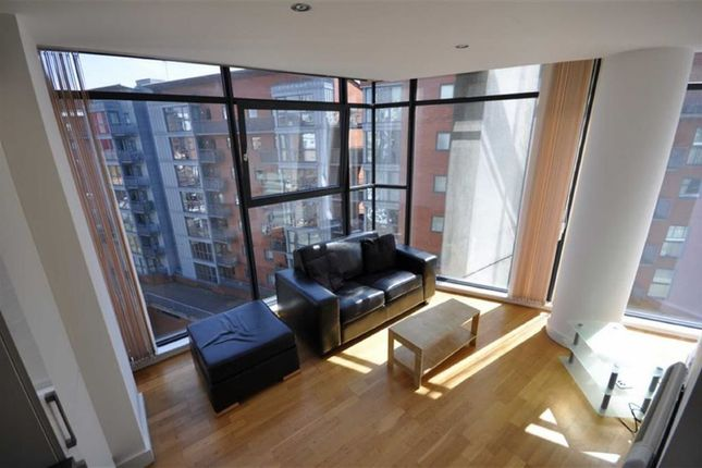 Thumbnail Flat to rent in Jordan Street, Manchester