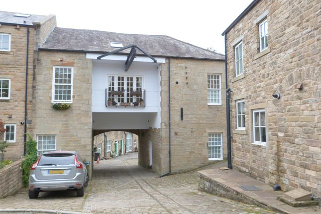 Thumbnail Terraced house for sale in Water Mill Court, Goose Eye, Oakworth