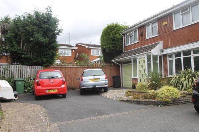 Thumbnail Detached house for sale in Hamilton Avenue, Halesowen, West Midlands