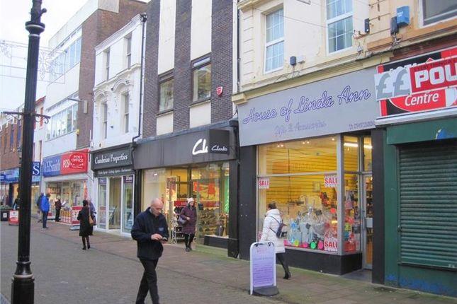 Thumbnail Retail premises to let in 14 King Street, Whitehaven, Cumbria