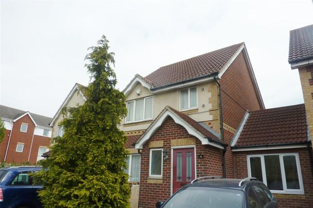 Thumbnail Terraced house to rent in Miles Drive, Thamesmead, London