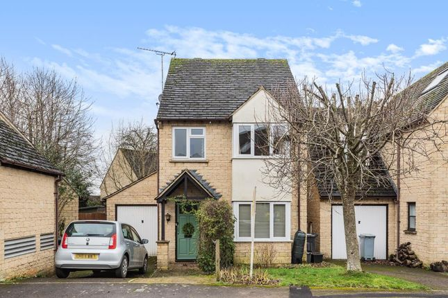 Thumbnail Detached house for sale in Charlbury, Chipping Norton, Oxfordshire
