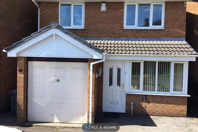 Thumbnail Semi-detached house to rent in Shakespeare Road, Birmingham