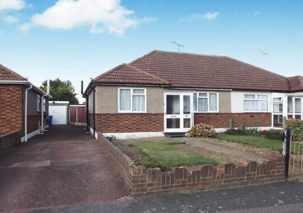 Thumbnail Bungalow for sale in Bourne Grove, Sittingbourne, Kent