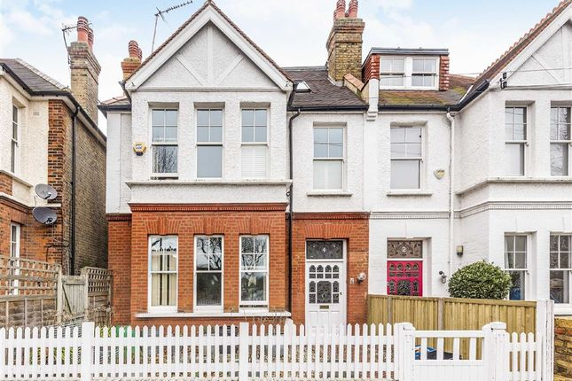Thumbnail Semi-detached house for sale in High Park Road, Kew, Richmond