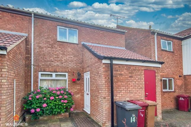 Thumbnail Terraced house to rent in Edgemere, Scunthorpe