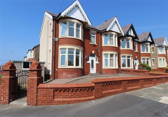Thumbnail Property for sale in Wolverton Avenue, Blackpool