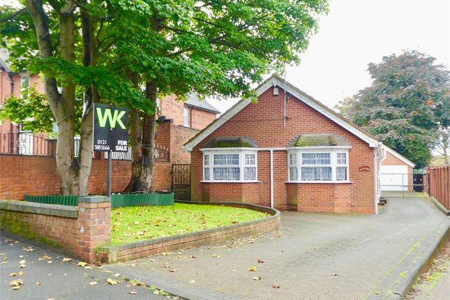 Thumbnail Detached bungalow for sale in Heath Lane, West Bromwich, West Midlands