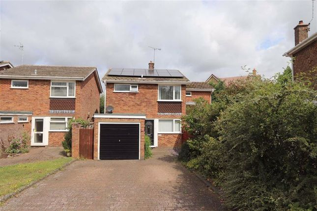 Thumbnail Detached house for sale in Moorlands, Wing, Leighton Buzzard